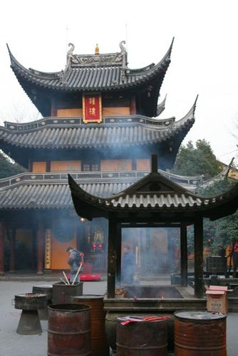 Incense_Longhua Temple_Shanghai