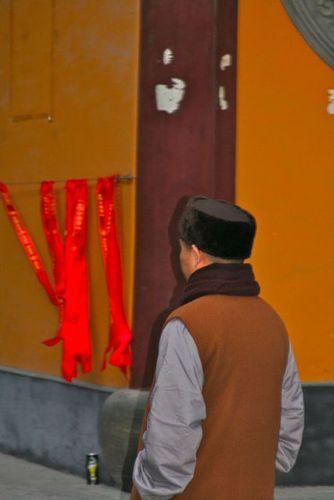 Monk 1_Longhua Temple_Shanghai