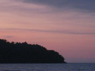 Borneo Sunset 2010