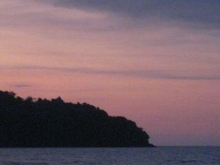 Borneo Sunset 2010